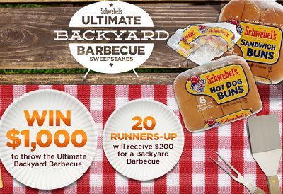Schwebels' Ultimate Backyard BBQ Sweepstakes